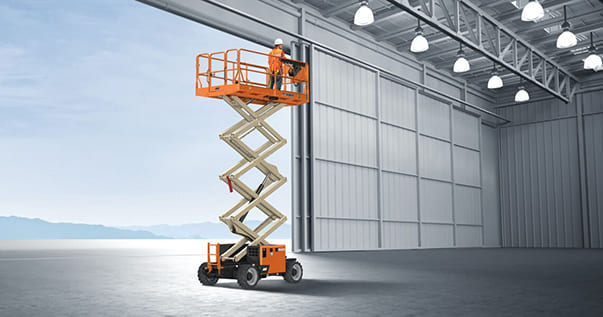 Drive At Full Height Capability